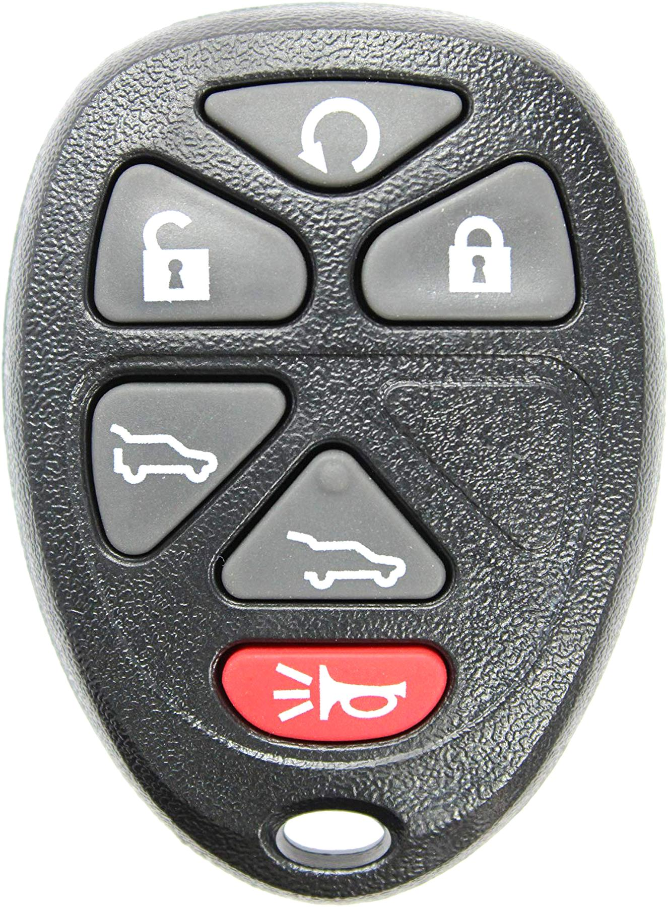 KeylessOption Keyless Entry Remote Car Key Fob Replacement for 16245100-29 Pa...
