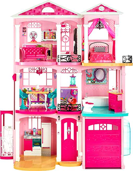 barbie playhouse for sale