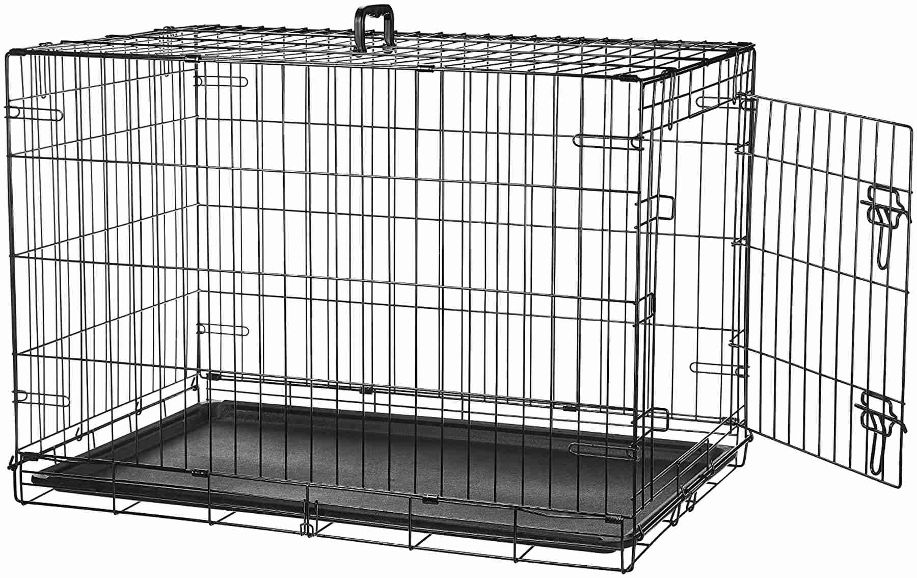 metal dog crate for sale