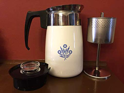 corning ware coffee pot for sale