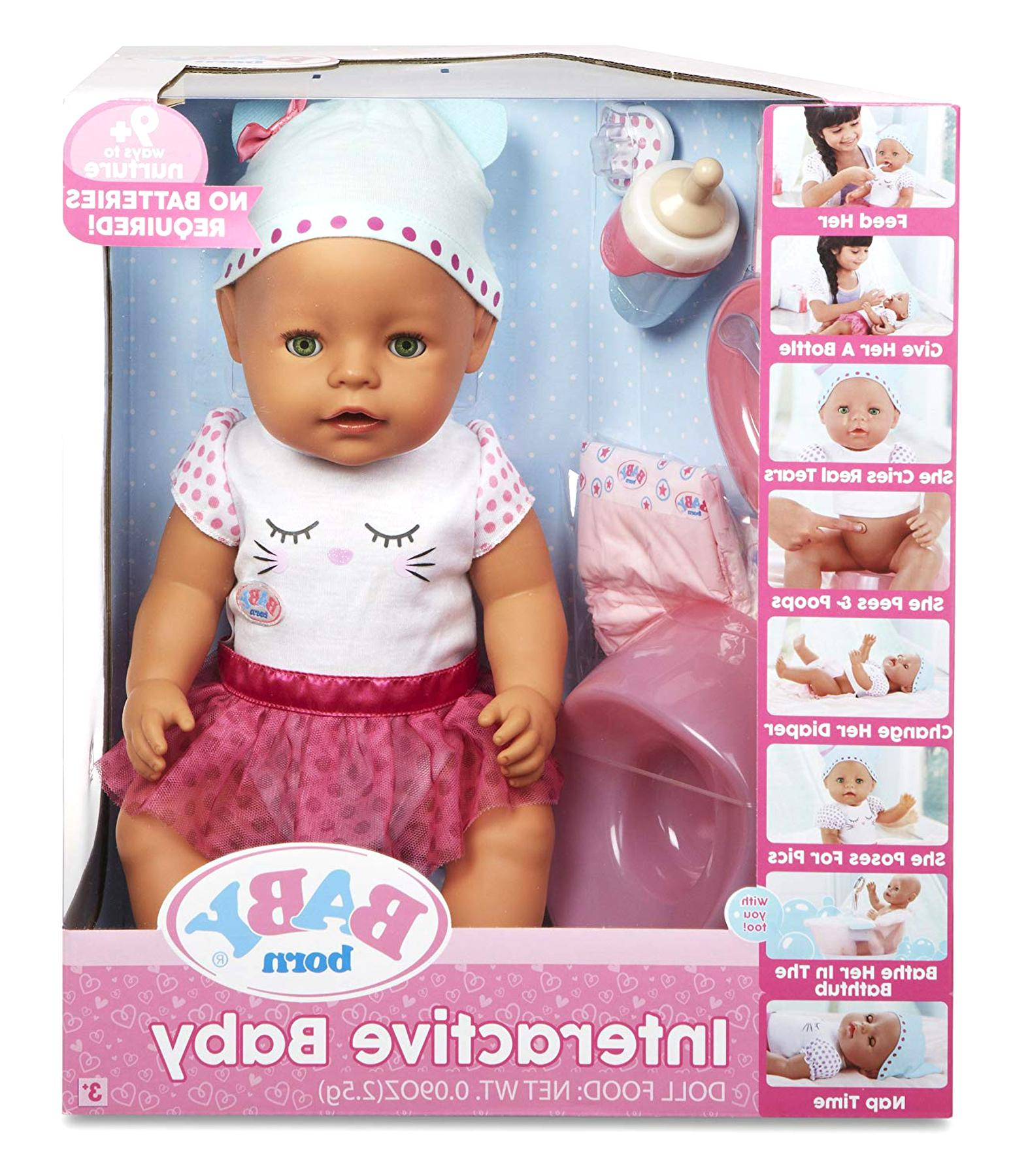 interactive baby doll for sale