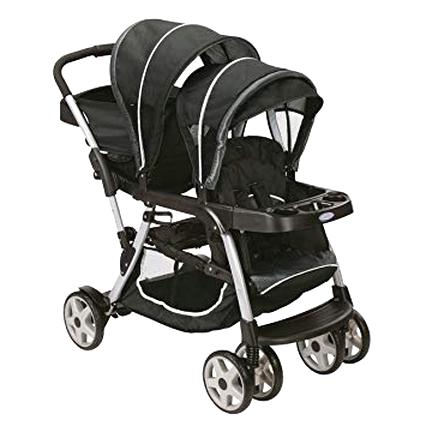 graco double stroller for sale