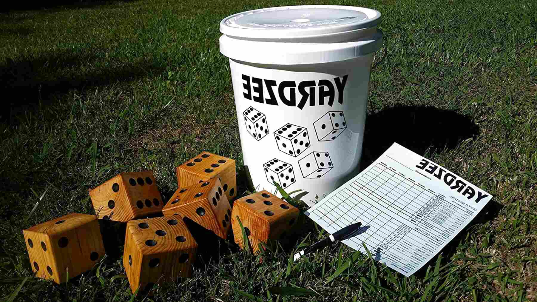 yard yahtzee for sale
