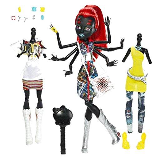 monster high spider doll for sale