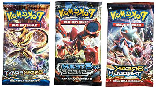 booster pokemon cards for sale