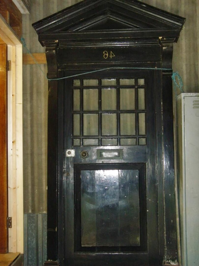 old exterior doors for sale