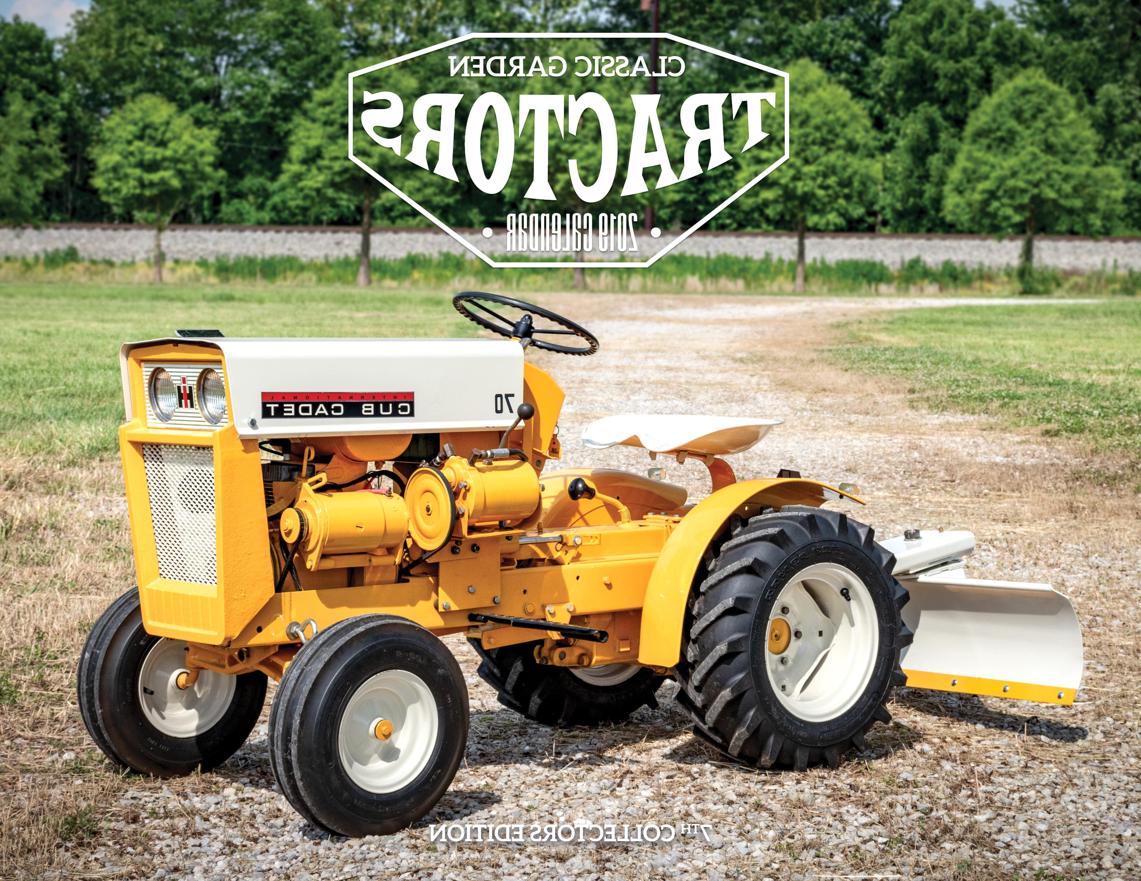 garden tractor for sale