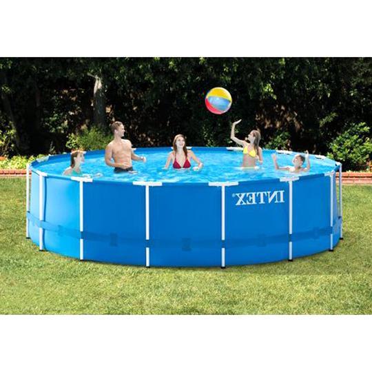 intex frame pool for sale