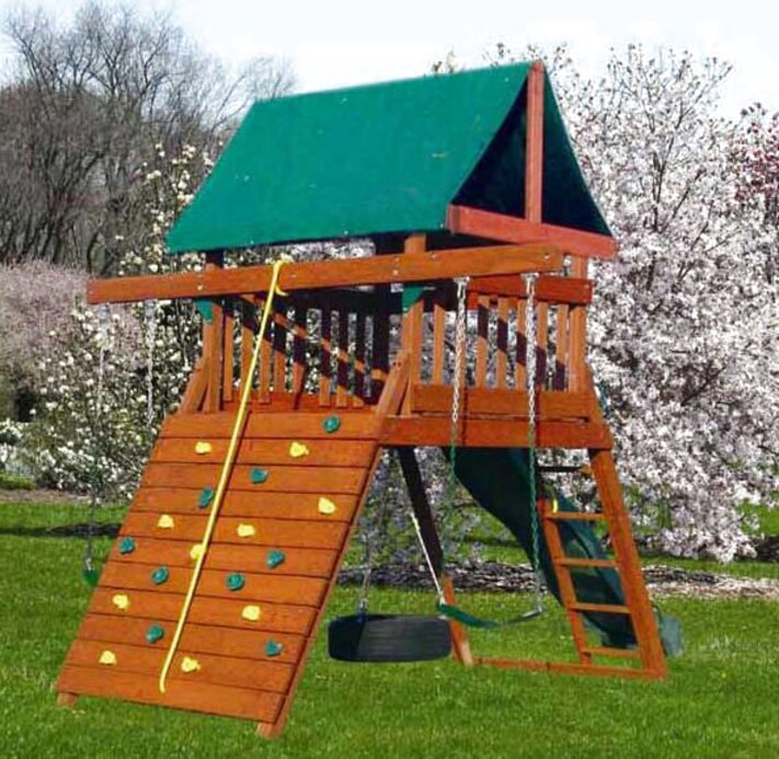 outdoor play structures for sale