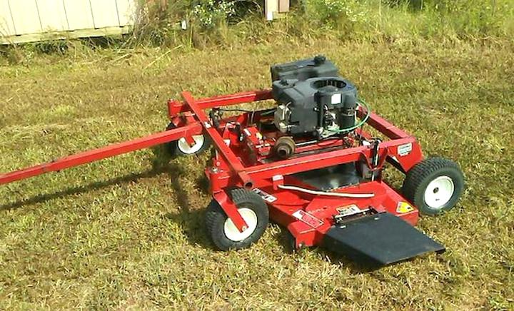 pull behind mower for sale