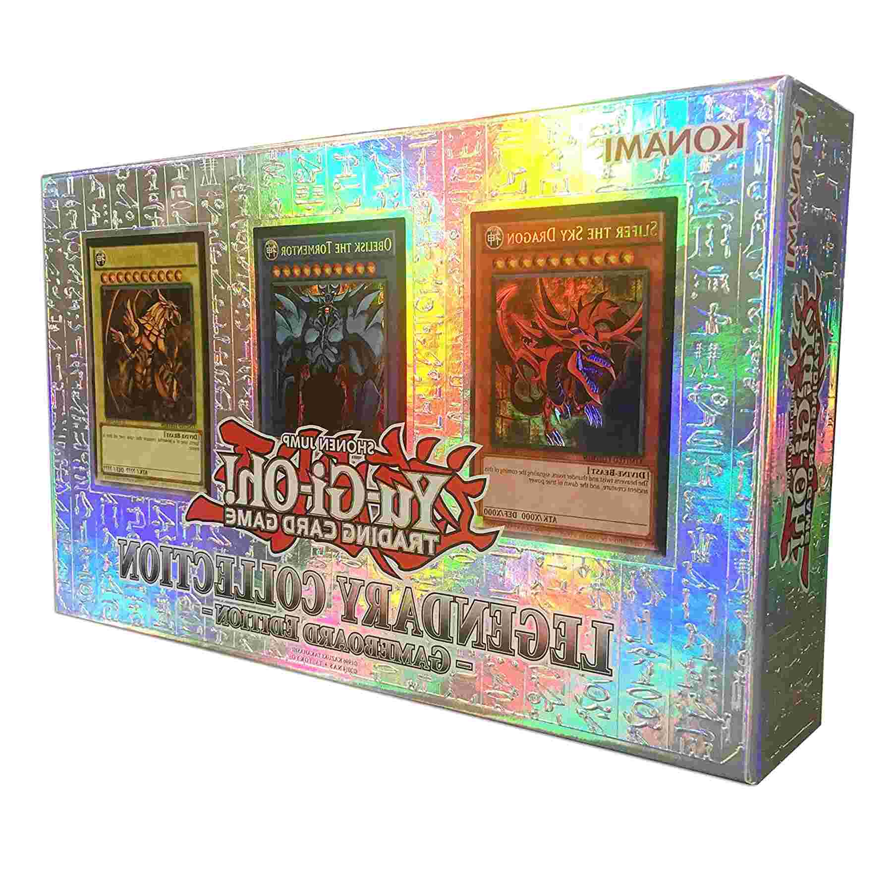 Gameboard Edition LEGENDARY COLLECTION 1 Yu-Gi-Oh US