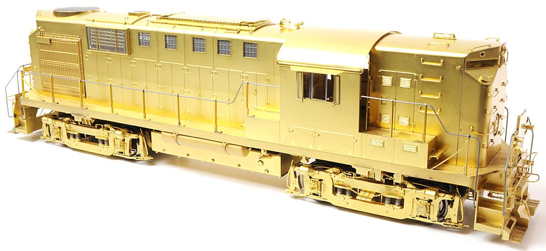 o scale brass for sale