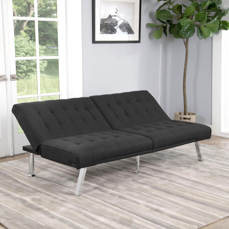 futon sofa bed abbyson for sale