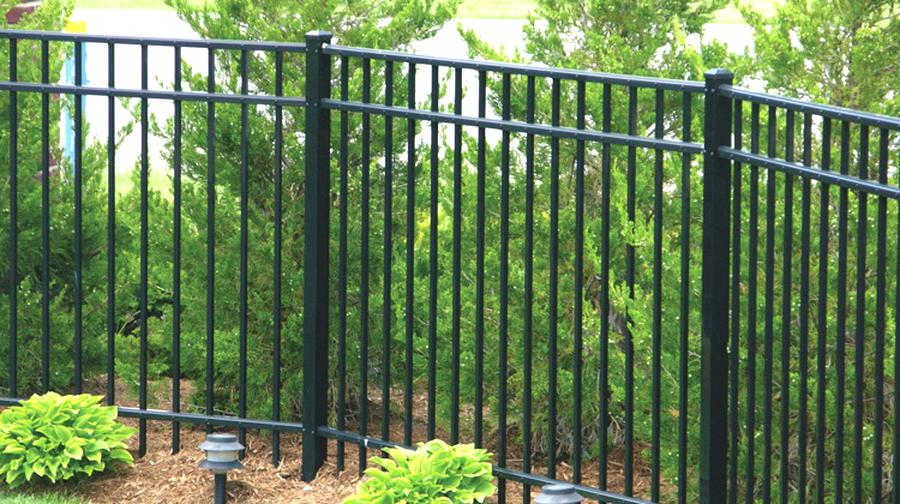 Aluminum Fence For Sale Only 4 Left At 60