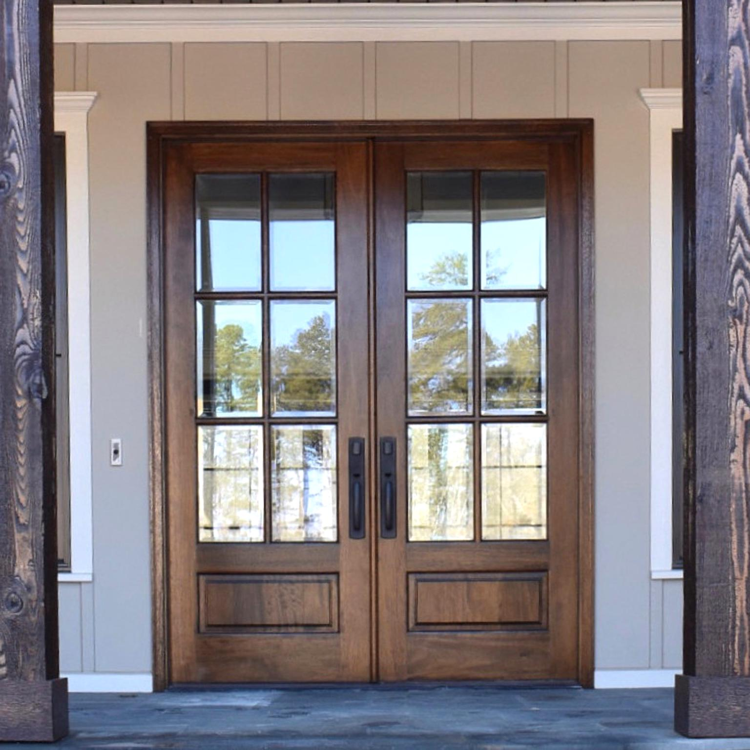 double entry doors for sale
