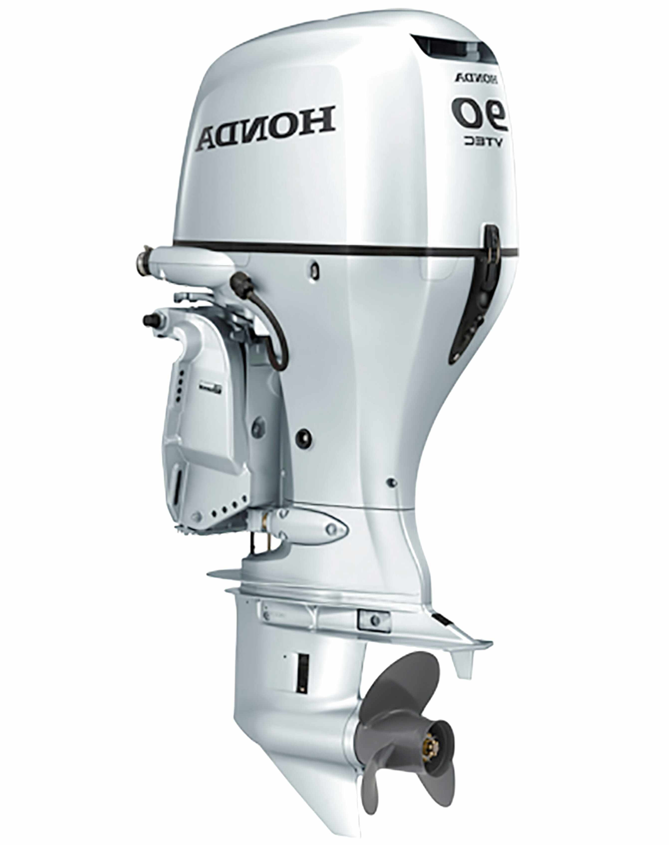 90 hp honda outboard for sale