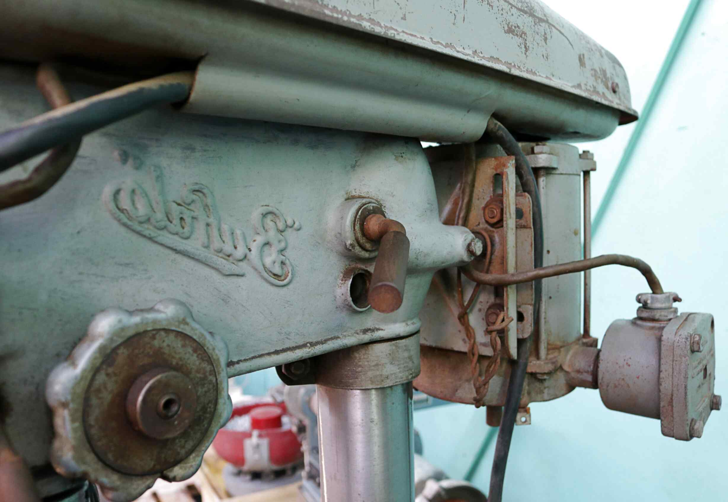 Buffalo Drill Press for sale | Only 4 left at -75%