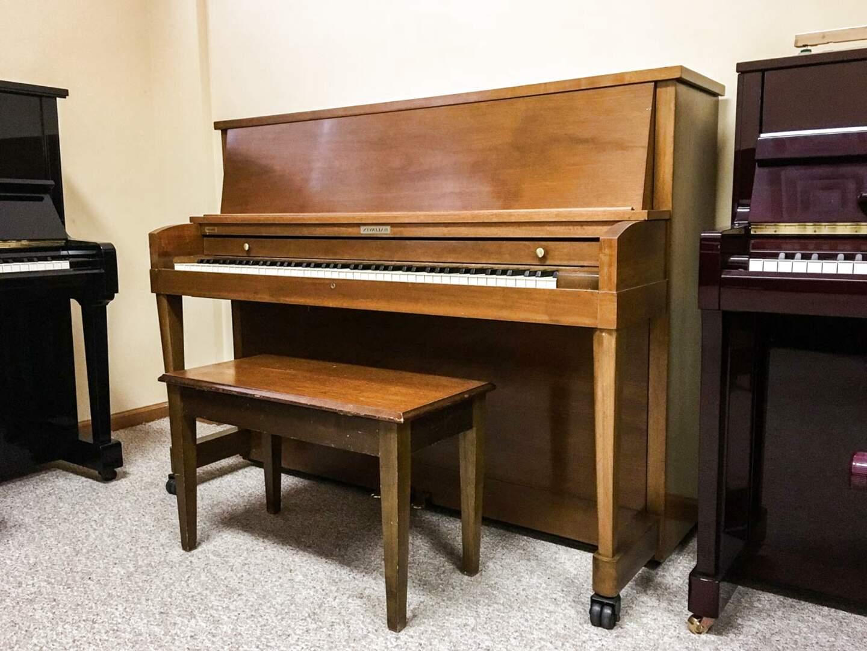hamilton upright piano for sale