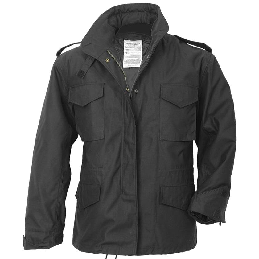 m65 field jacket black for sale