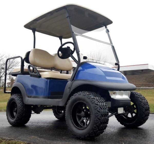 electric club car for sale