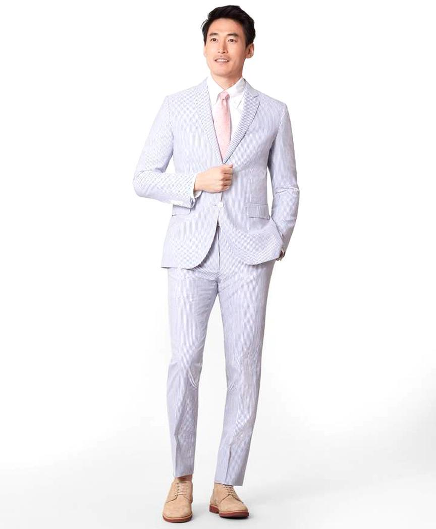 Mens Seersucker Suit For Sale Only 2 Left At 70