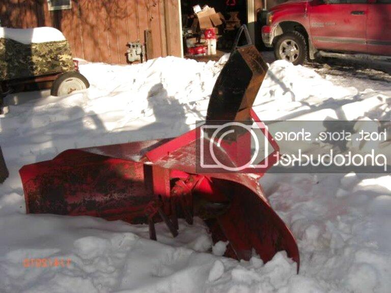 3 pt snowblower for sale