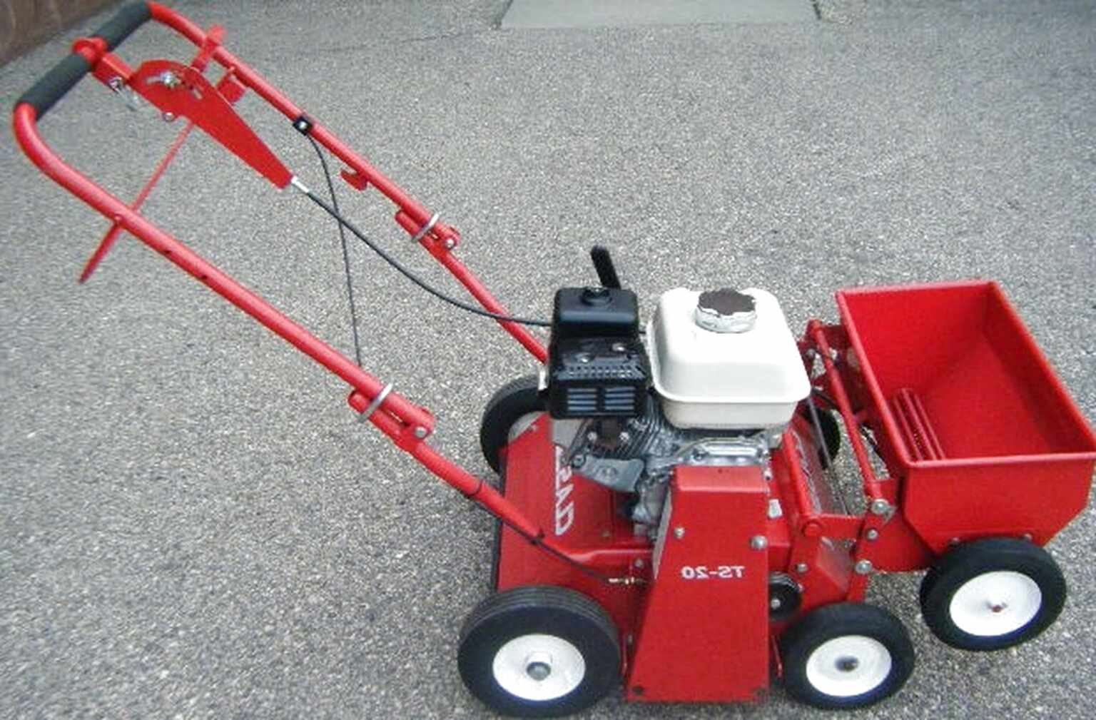 overseeder for sale