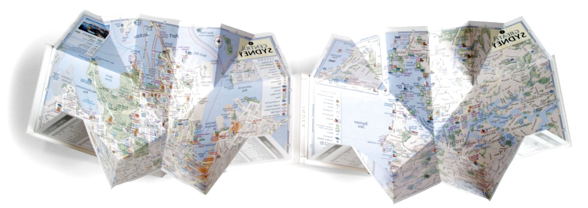 popout maps for sale