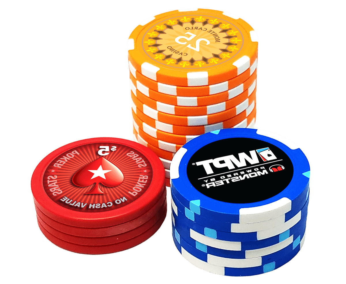 Used Casino Poker Chips For Sale