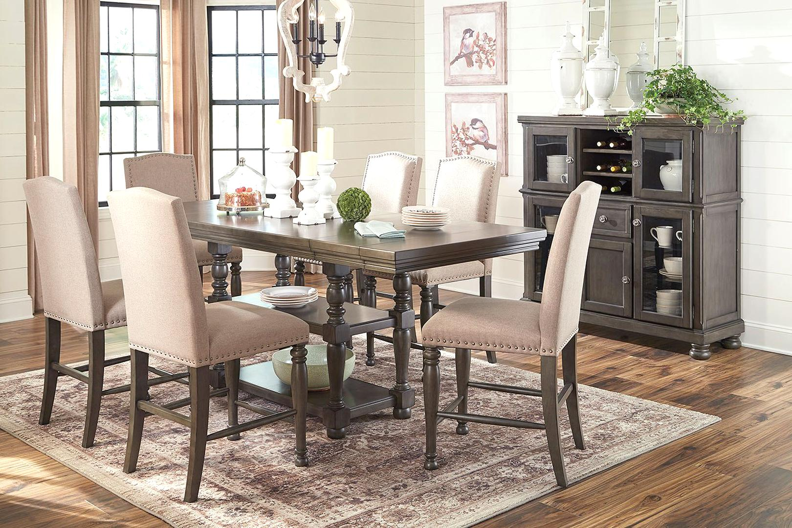 counter height dining room sets for sale