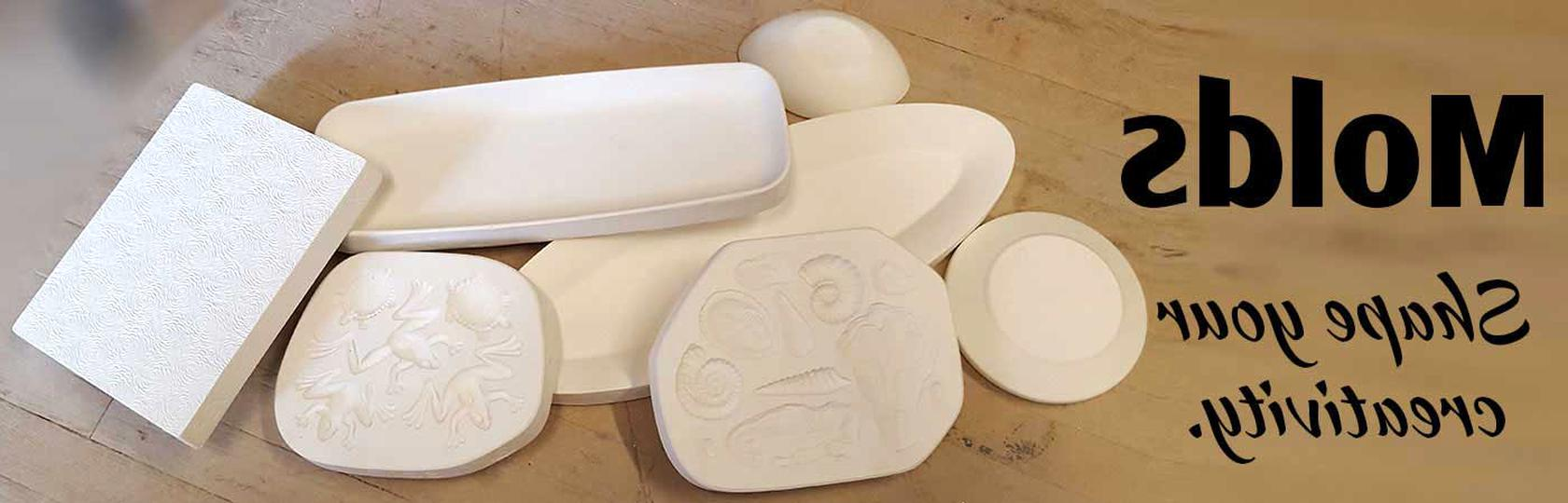 Ceramic Molds for sale | Only 3 left at -70%