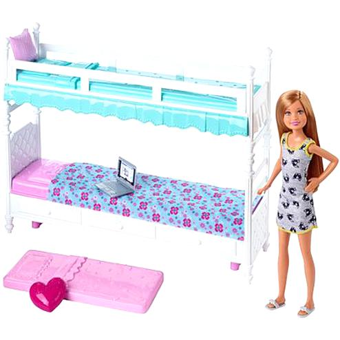 Barbie Bunk Bed For Sale Only 4 Left At 60