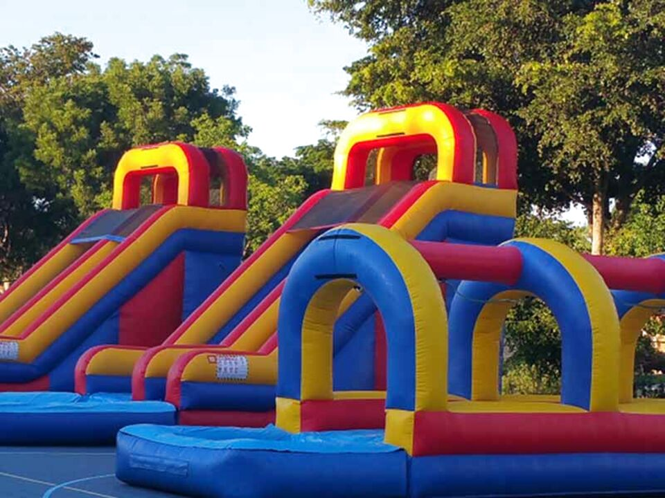 party inflatables for sale