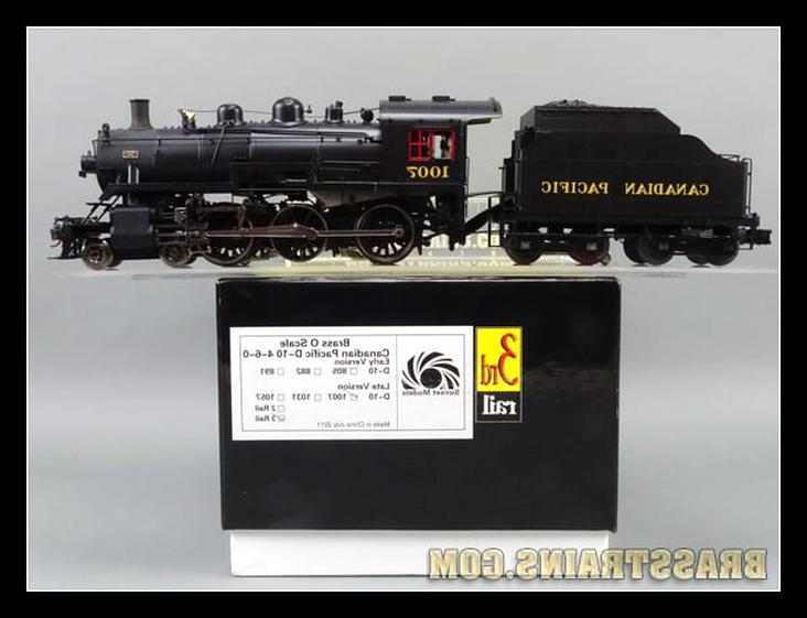 o scale canadian for sale