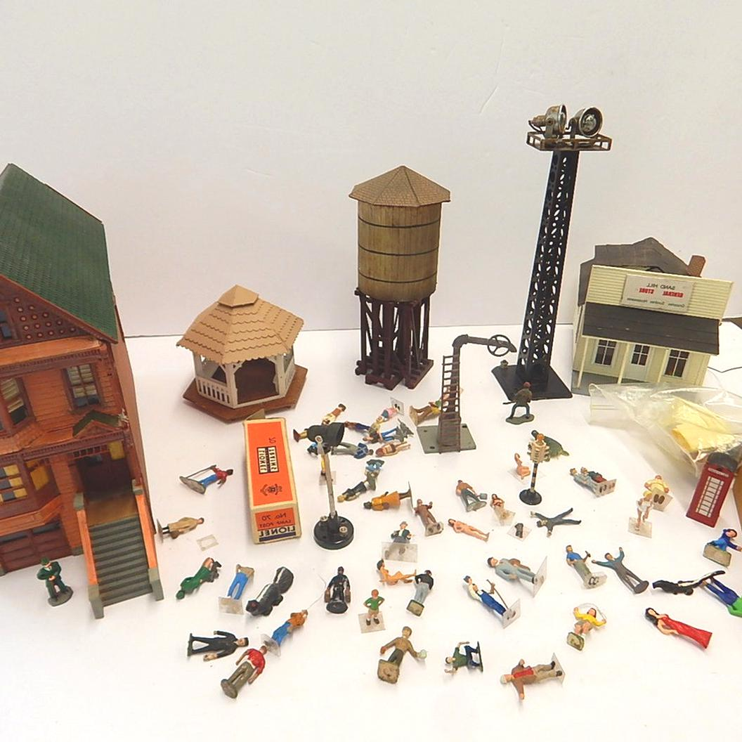 o gauge train accessories for sale