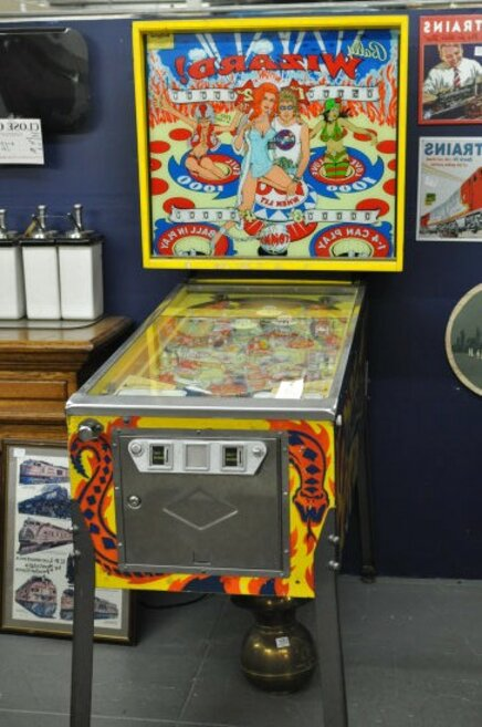 Bally Wizard Pinball Machine For Sale Only 2 Left At 65