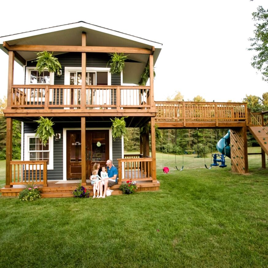 huge playhouse for sale