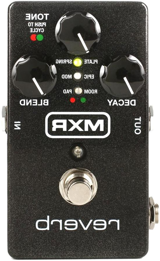 reverb pedal for sale