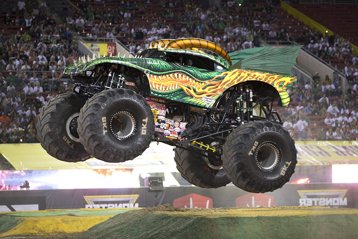 monster jam monster truck for sale