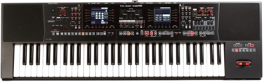 arranger keyboard roland for sale