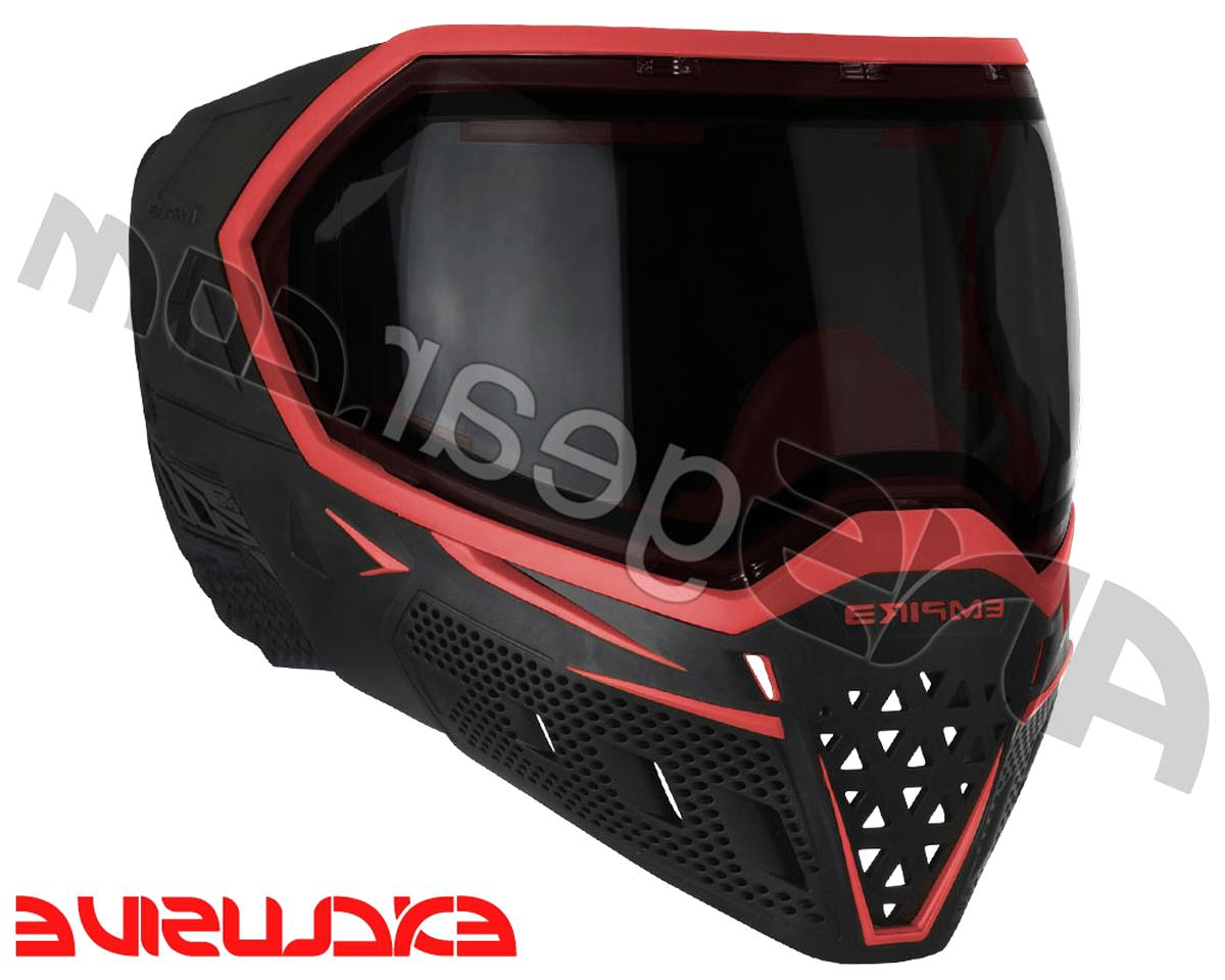 Red Paintball Mask For Sale Only 3 Left At 65