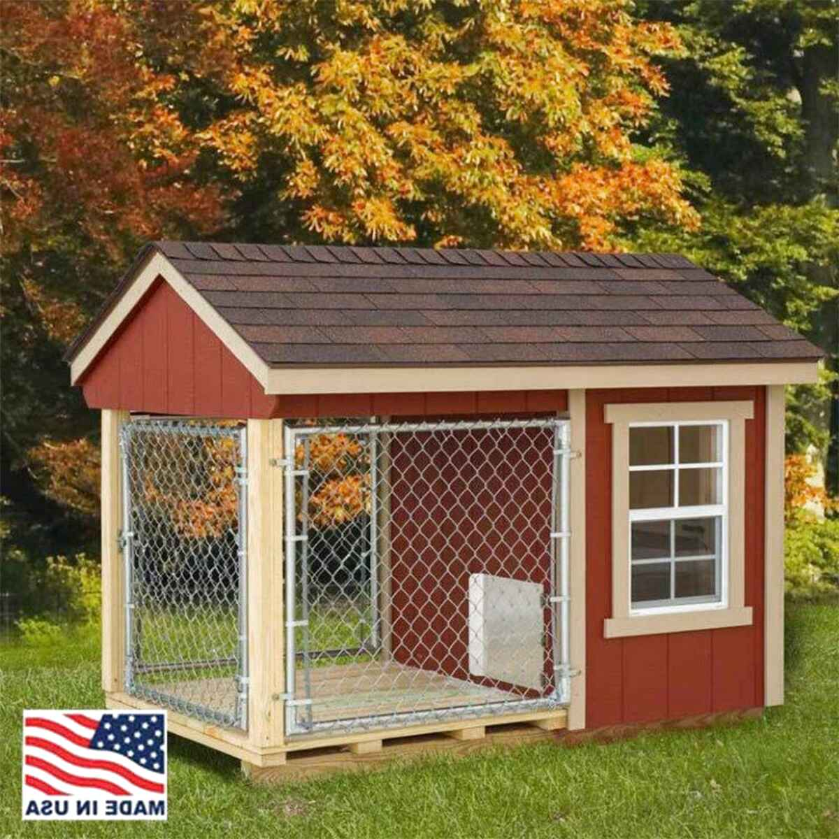 outdoor kennel for sale