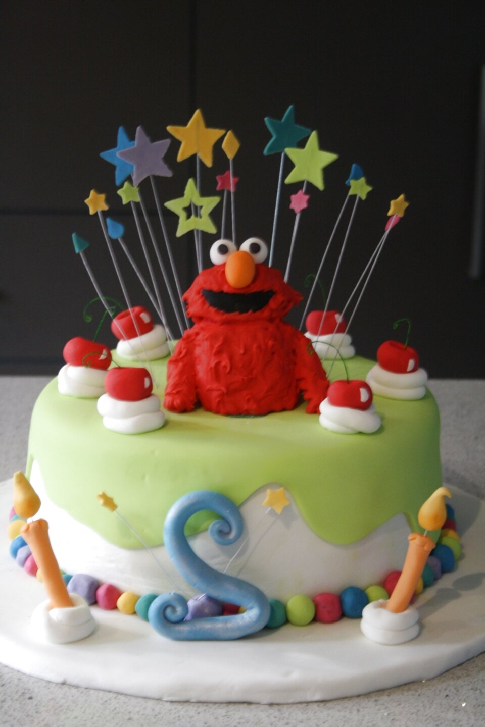 Elmo Cake Topper For Sale Only 2 Left At 60