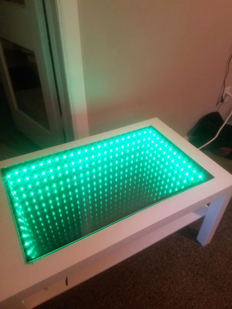 infinity table for sale