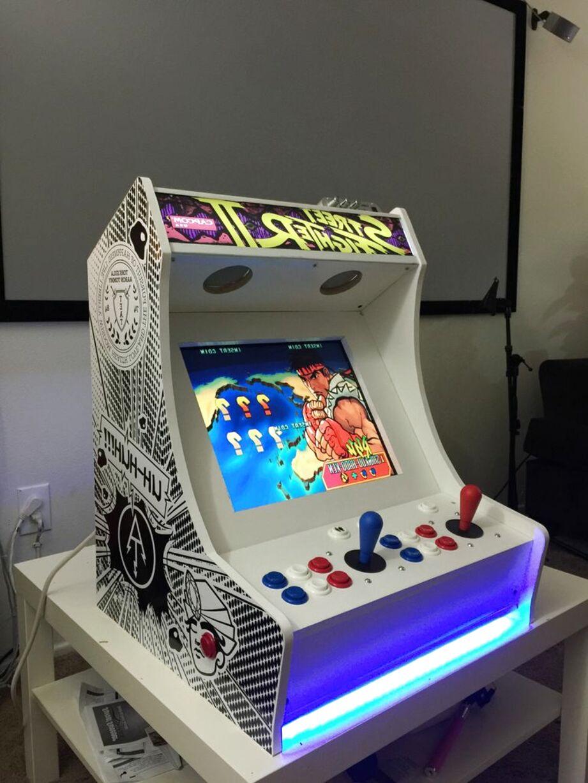 bartop arcade machine for sale