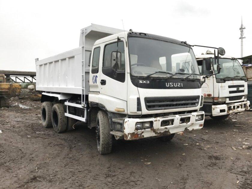 Isuzu Dump Truck For Sale Only 3 Left At 65