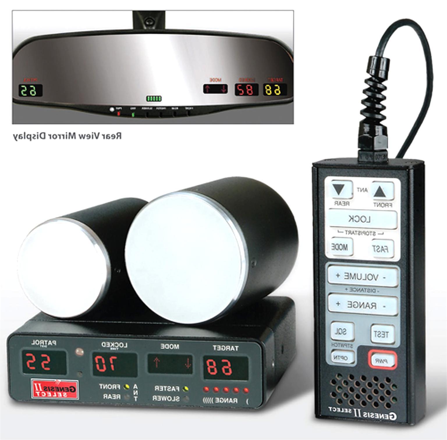 Genesis Police Radar For Sale