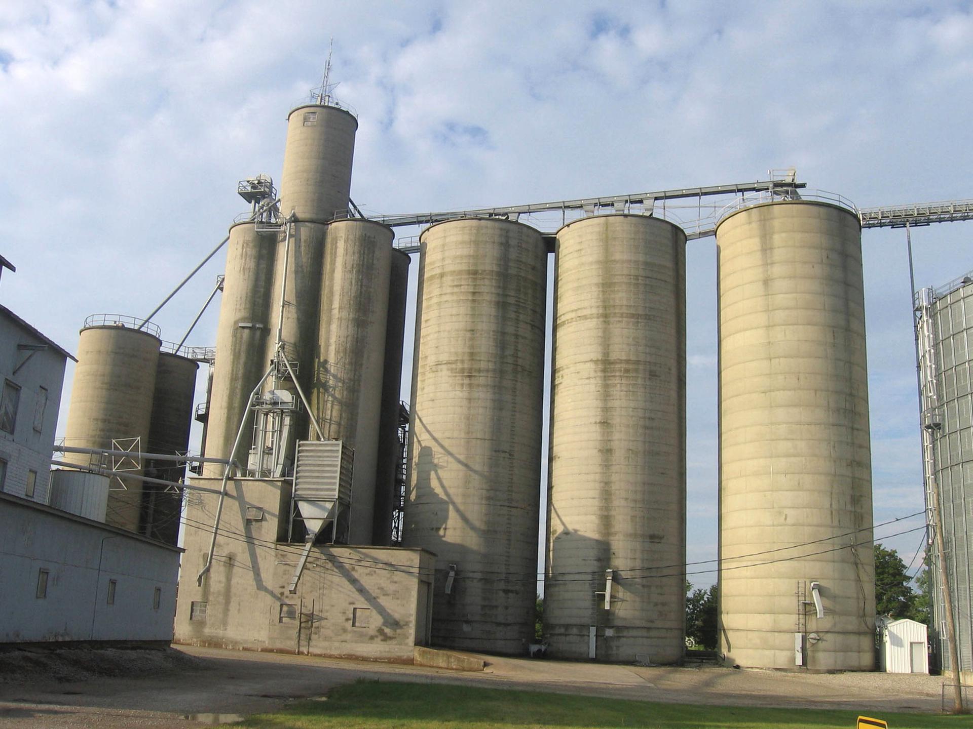 grain elevator for sale