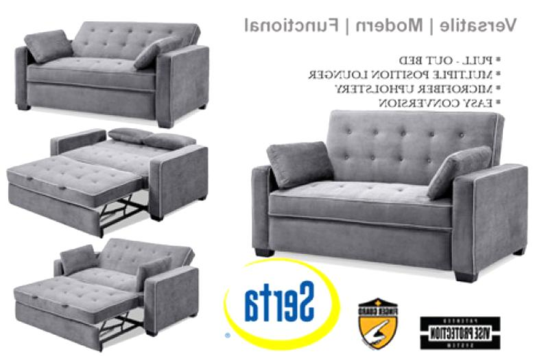 serta sofa bed for sale