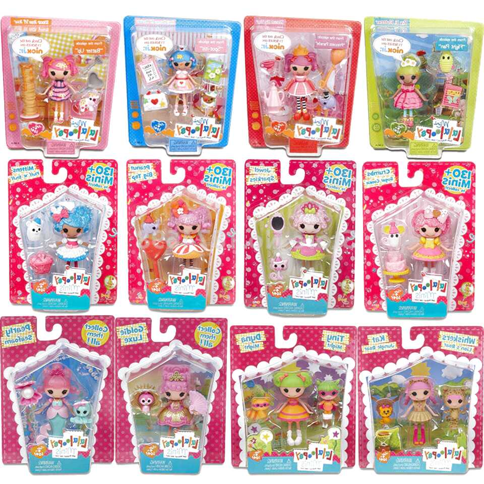 mini lalaloopsy dolls for sale